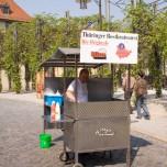Weimars beste thüringer Bratwurst