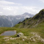 Meeresauge - Kleiner See in den Bergen