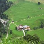 Hochwasserschutz in den Alpen