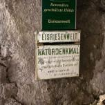 Naturdenkmal Eisriesenwelt