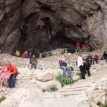 Eingang zur Höhle der Eisriesenwelt