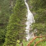 Kreealmwasserfall bei Hüttschlag