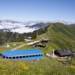 Skistation bei Dorfgastein