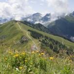 Bergewelt zwischen Großarl und Dorfgastein