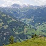 Liechtensteinkopf oberhalb von Großarl