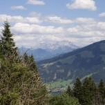 Blick vom Astberg bei Going