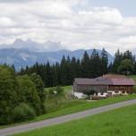 Bauernhof beim Wilden Kaiser