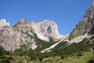 Wilder Kaiser: Ellmauer Tor und Hinterer Goinger Halt