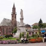 Piazza della Parrocchia in Bozen