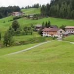 Bauernhof am Wilden Kaiser