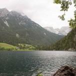 Ausblick auf den Hintersteinersee