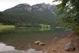 Hintersteinersee - Wo der Kaiser Kopf steht