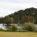 Insel im Hintersteinersee