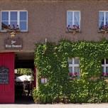 """Gaststätte zur """"Zur Alten Brauerei"""" von außen"""