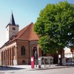 Stadtpfarrkirche in der Spargelstadt Beelitz