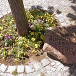 Gedenkstein zur Deutschen Einheit in Beelitz