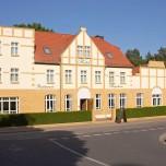 """Hotel und Restaurant """"Fliegerheim"""" in Borkheide"""