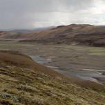 Fossárdalur - Tal der Fossá í Þjórsárdal