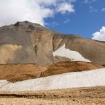 Der Vulkan Bláhnúkur