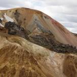 Der Brennende Berg Brennisteinsalda