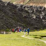 Badestelle Landmannalaugar