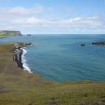 Grandioser Ausblick auf die Südküste von Island