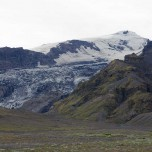 Gletscher Gígjökull I