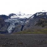 Gletscher Gígjökull II