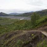 Blick auf Goðaland - Godaland I