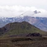 Blick zur anderen Seite - Auf dem Weg zum Eyjafjallajökull