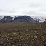 Hochebene am Eyjafjallajökull