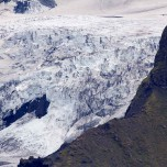Gletscherspalten auf Island I