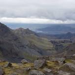 Blick auf Goðaland - Godaland III