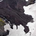 Lavazunge des Eyjafjallajökull