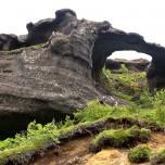 Felsentor bei Porsmörk auf Island