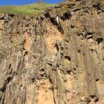 Steilküste der Westmännerinseln