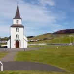 Landakirkja - Kirche auf den Westmännerinseln