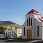 Adventkirkjan - Adventskirche auf den Westmännerinseln