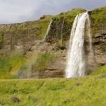 Seljalandsfoss - Wasserfall auf Island I