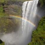 Doppelter Regenbogen II
