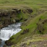 Wasserfall der Skógá I