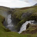 Canyon der Skógá II