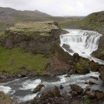 Wasserfall der Skógá V