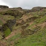 Canyon der Skógá IV