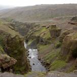 Canyon der Skógá VII