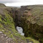 Canyon der Skógá VIII
