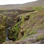 Canyon der Skógá IX