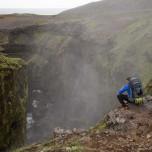 Canyon der Skógá XI