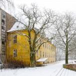 Dem Verfall preisgegeben - Kaserne in Altes Lager