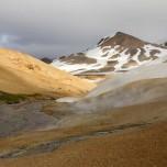 Gipfel der Kerlingarfjöll